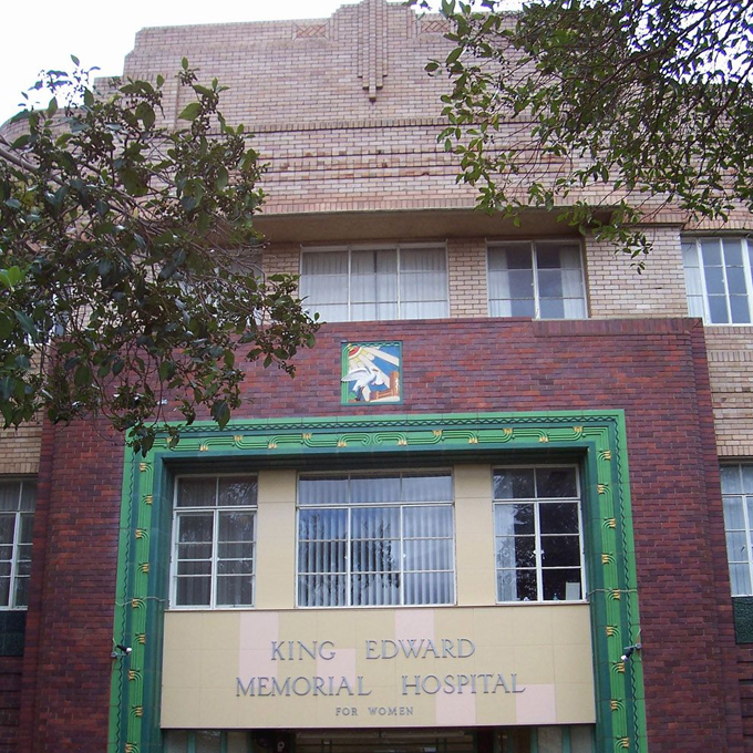 King Edwards Memorial Hospital Block S Building Works
