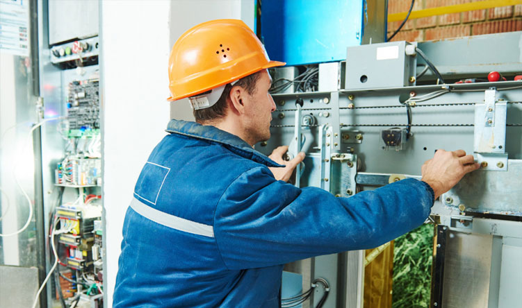 Lift electric and control system