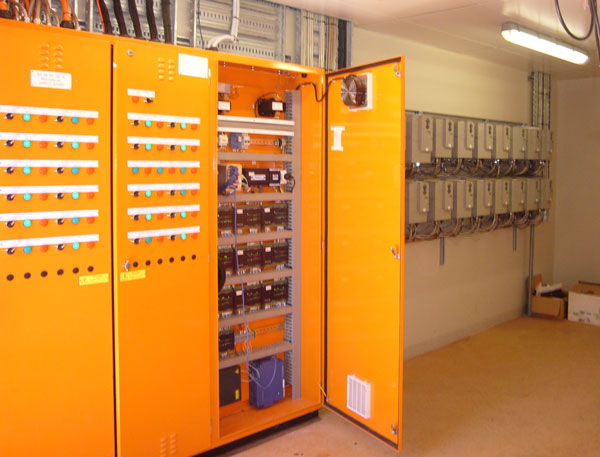Switchboard and Power distribution
